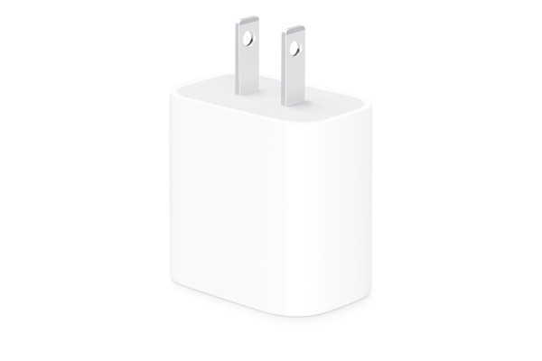 Оригинальное зарядное устройство Apple 20W USB-C Power Adapter USA
