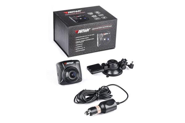 Видеорегистратор Artway AV-397 GPS