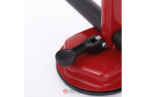 Тренажер для отжима и пресса с вакуумной присоской