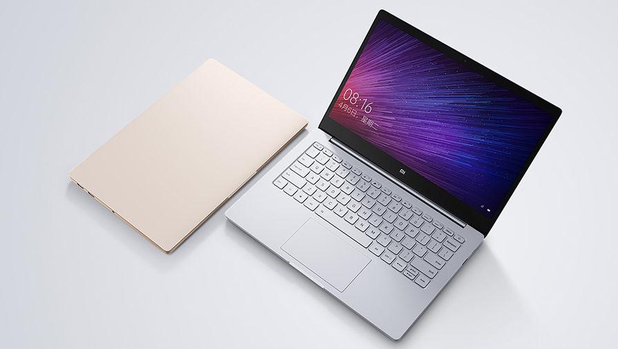 Фото и видео ноутбуков Xiaomi Mi Notebook Air