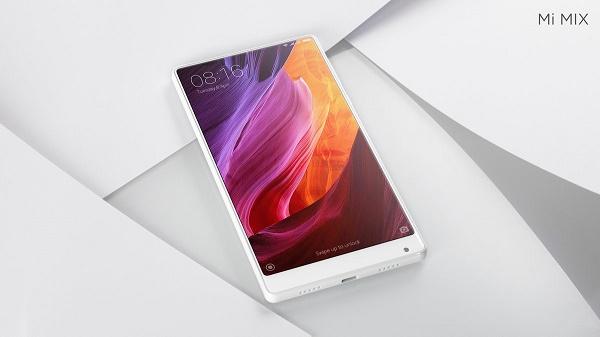 Фотообзор белого Xiaomi Mi MIX