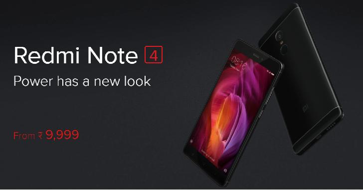 Redmi Note 4 на Snapdragon 625 вызвал огромный интерес в Индии