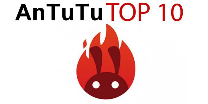 AnTuTu представил ТОП-10 самых популярных смартфонов 2016