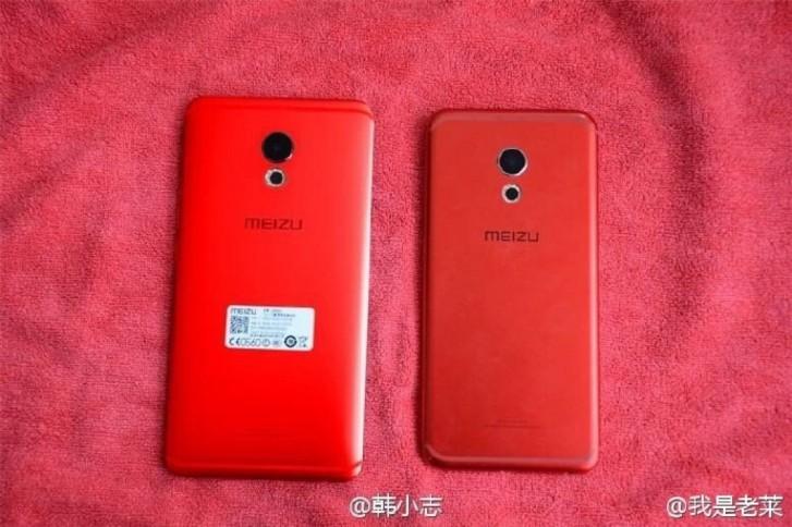 Meizu Pro 6 Plus появился в корпусе ярко-красного цвета