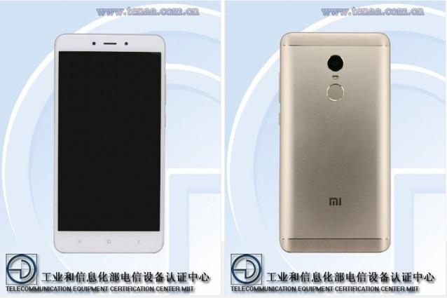 Xiaomi готовит новую версию Redmi Note 4?