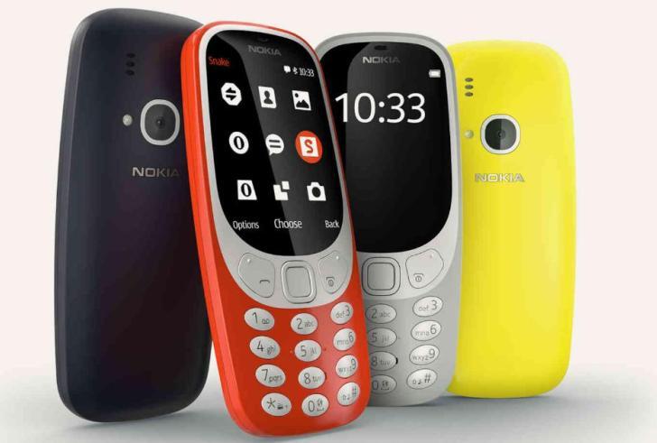 На MWC показана реинкарнация Nokia 3310
