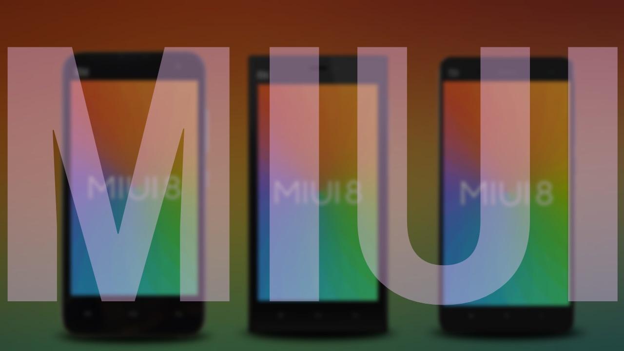 Операционная система MIUI - вопросы и ответы