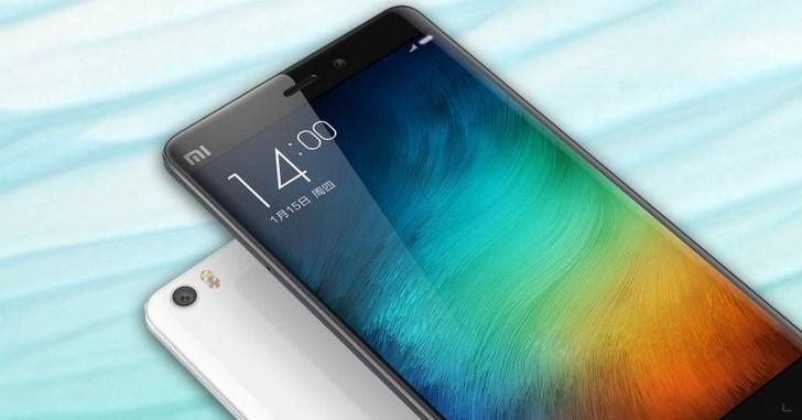 Xiaomi Mi 6 с чипом Snapdragon 835: ждем в мае?
