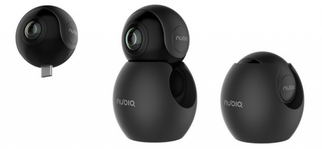Представлена камера Nubia NeoAir VR