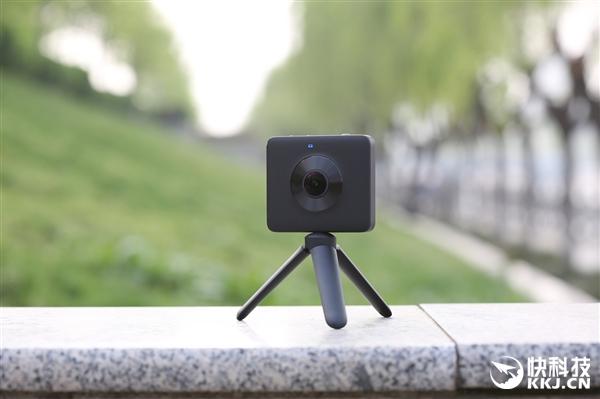 Опубликован фотосет Xiaomi Mi 360° Panoramic Camera