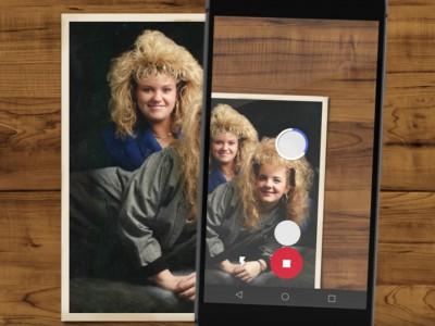 Приложение Google для быстрой оцифровки старых фото