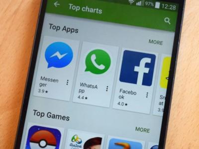 Google хочет очистить Google Play от накруток в приложениях