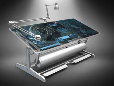 Google патентует платформу для модульного стола