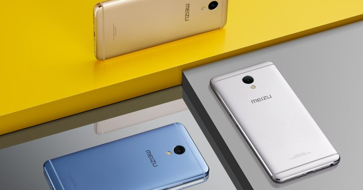 Подробный фотосет нового Meizu M5 Note