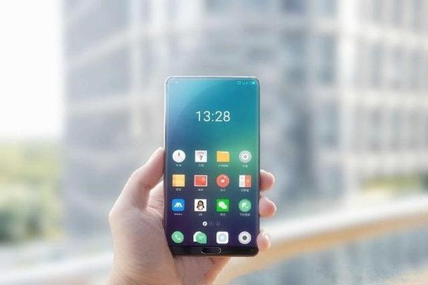 Безрамочный смартфон Meizu замечен на фото