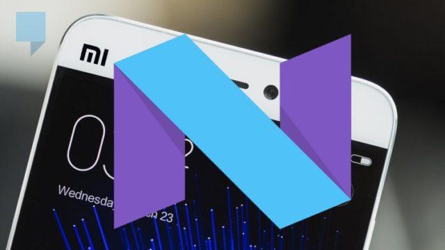 Раскрыты детали обновления смартфонов Xiaomi до Android N