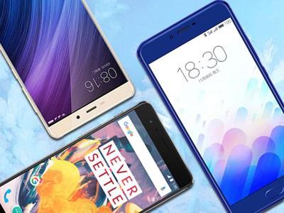 Интересные новинки смартфонов: ноябрь 2016