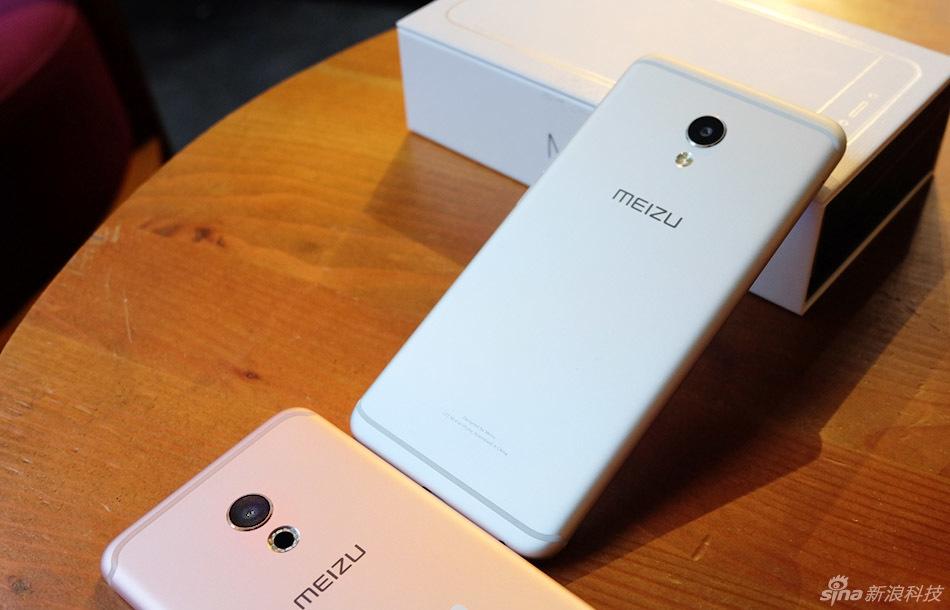 Фотообзор Meizu MX6