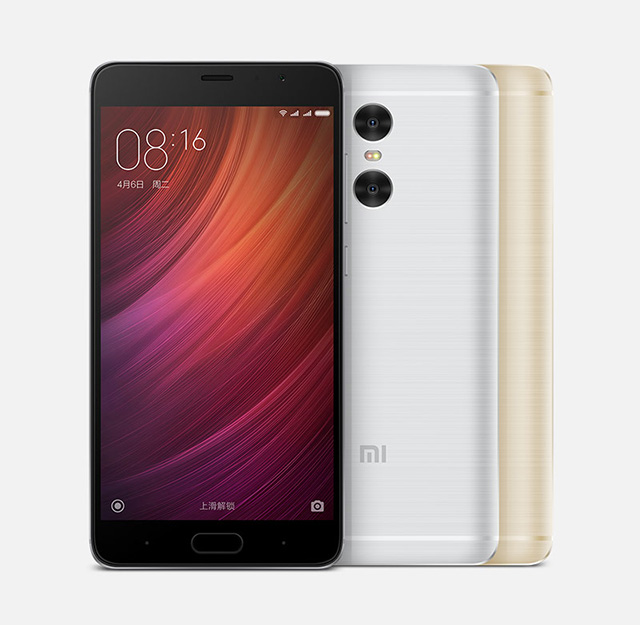 Фото и видео Xiaomi Redmi Pro
