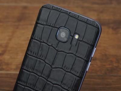 Glueskin: смартфон в натуральной коже