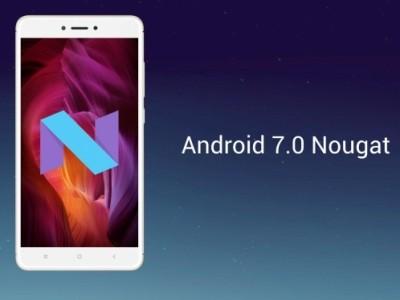 На Xiaomi Redmi Note 4 стала доступна бета-версия Android 7 Nougat