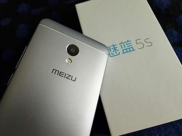 Новые фотографии Meizu M5S появились в сети