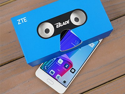 Обзор ZTE Blade V8: мастер 3D-фото и «бокэ»