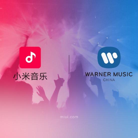 Xiaomi и Warner Music теперь партнеры