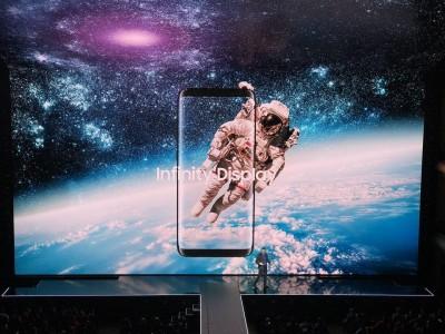 Samsung Galaxy S8 представлен официально