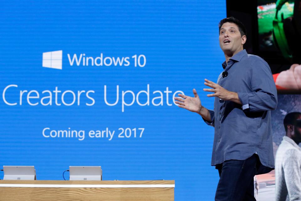 10 лучших фич Windows 10 Creators Update