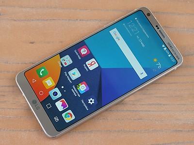 Обзор LG G6: самобытный фотофлагман