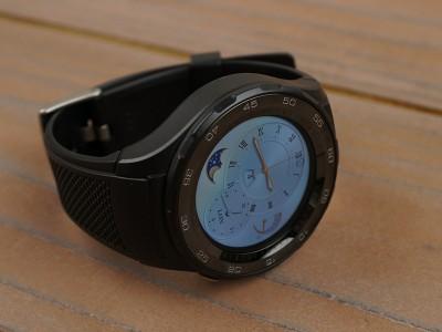 Первый взгляд: Huawei Watch 2