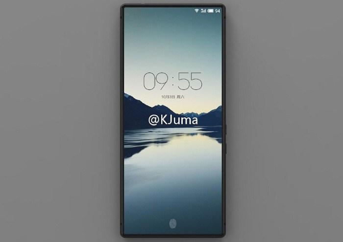 Meizu готовит свой ответ Mi Mix от Xiaomi