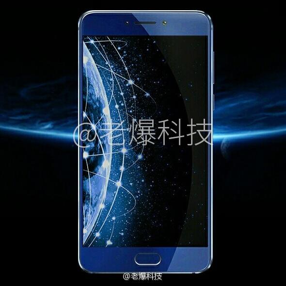 Изображения Meizu X попали в Интернет