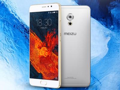 Meizu Pro 6 Plus с дисплеем 3D Touch и Exynos 8890 представили в Китае