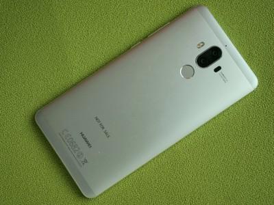 Huawei Mate 9 стал самым мощным среди Android-смартфонов